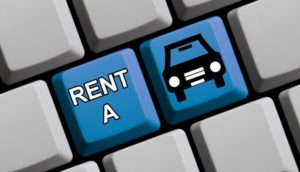Online Autos mieten