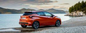 All-New Nissan Micra - Energy Orange